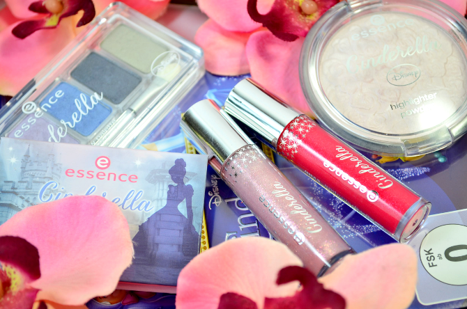 Review essence Cinderella Trend Edition März 2015