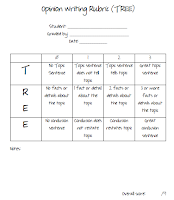 https://www.teacherspayteachers.com/Product/TIDE-and-TREE-Rubric-1907243