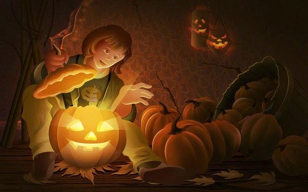 hình nền halloween 2015