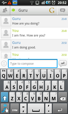 Android Messenger - Live Chat