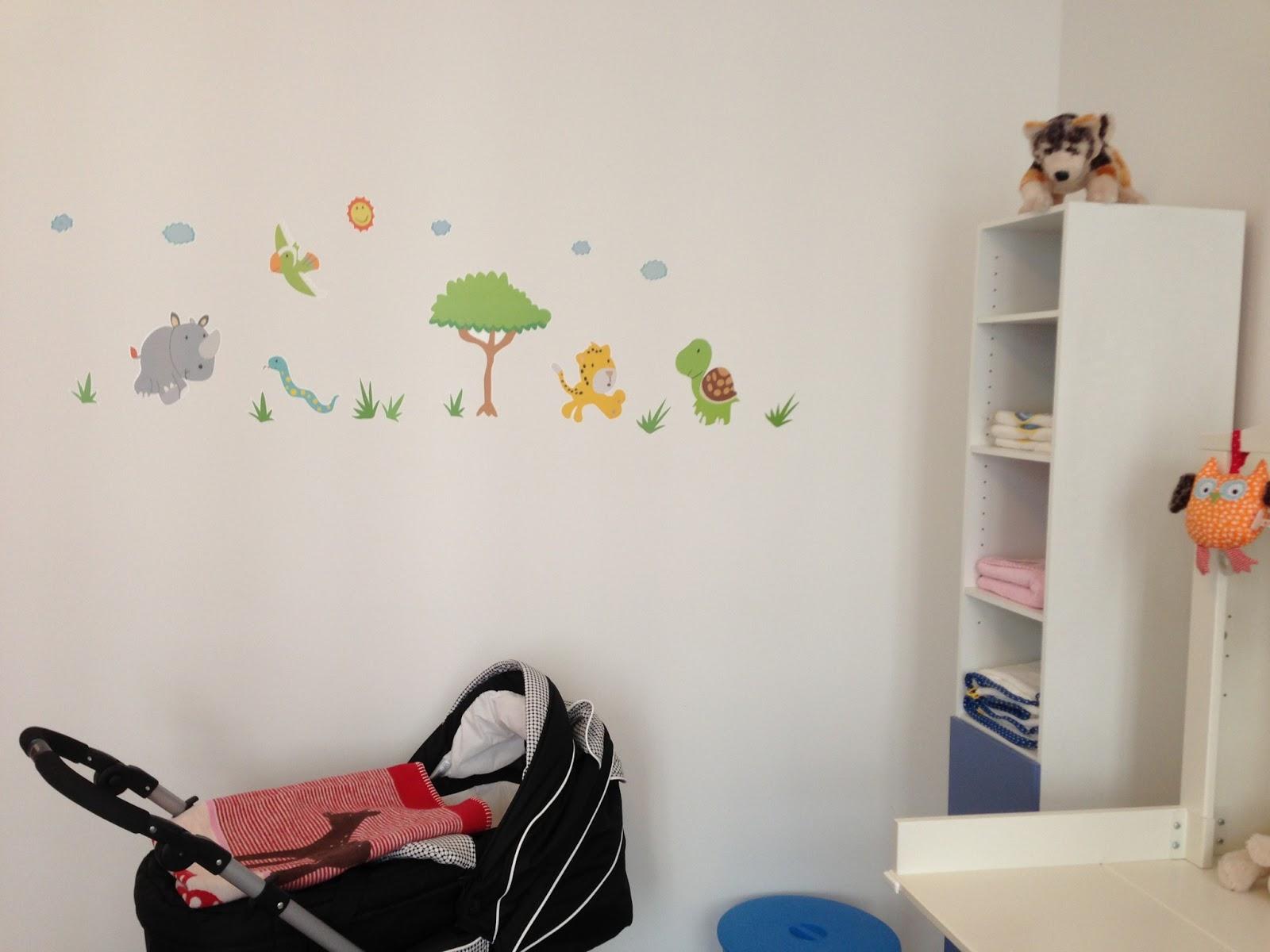 Raupenkind.de: 22. Woche und ein kleines Babyzimmer