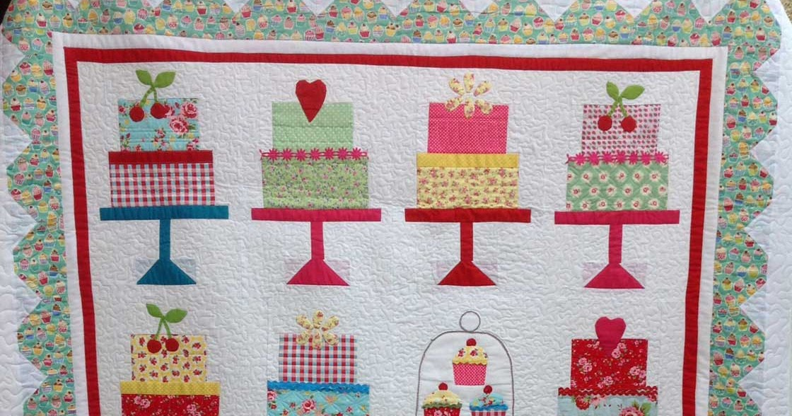 Cake Walk Quilts