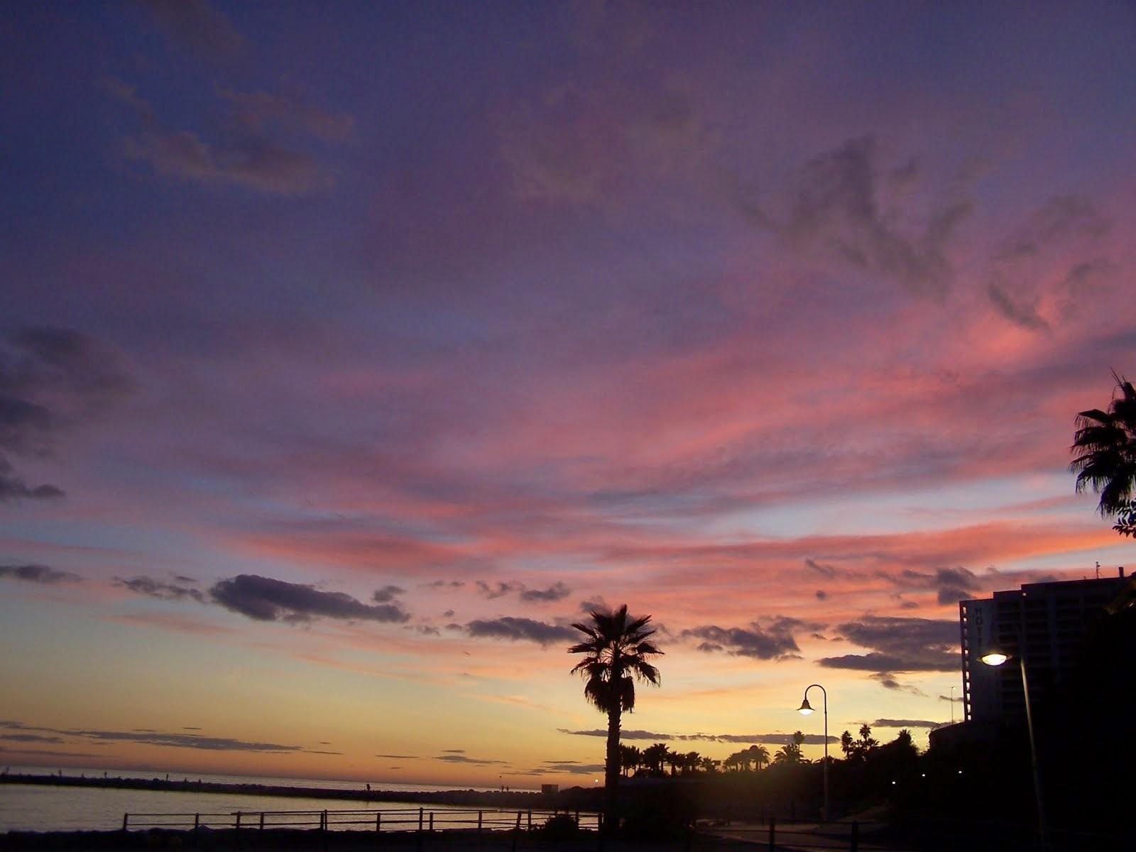 Amanece Junio en La Manga del Mar Menor