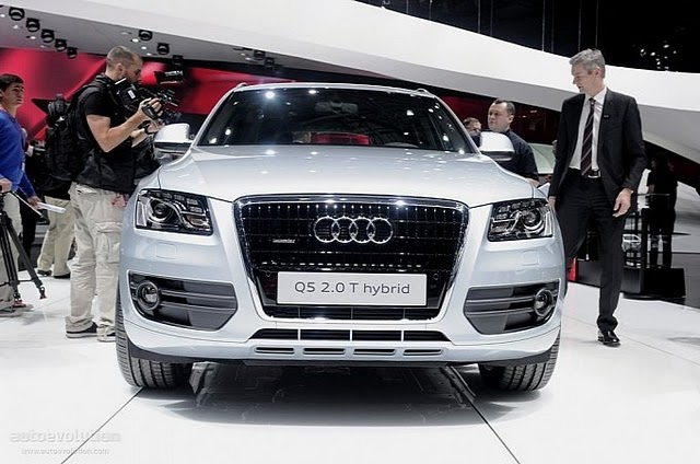 Audi Q5 2.0 T Hybrid Quattro
