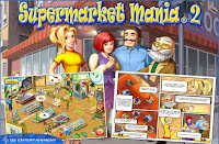 Supermarket Mania 2 iphone, ipod touch, ipad walkthrough.