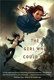 The Girl who could fly victoria forester