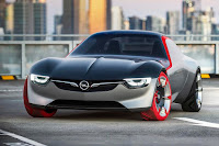 Opel GT Concept (2016) Front Side