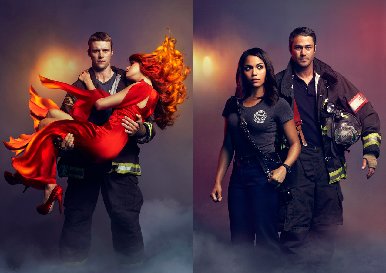 Chicago Fire Posters | Tv Series Posters and Cast
