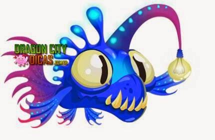 Dragão Peixe-Lanterna