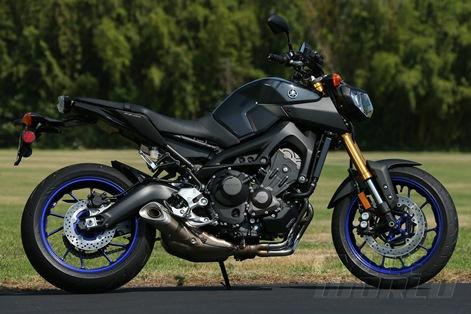 Berkenalan dengan Yamaha FZ 09 2014