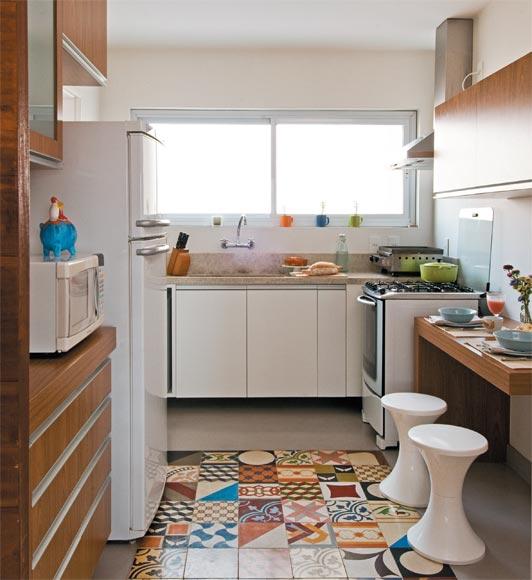 Cozinhas planejadas cozinhas pequenas planejadas for Pisos para casas pequenas