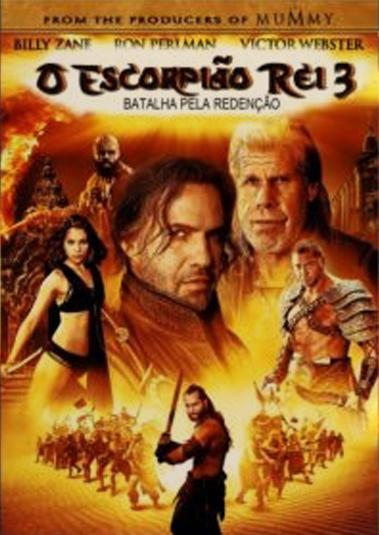 Download O Escorpião Rei 3: Batalha pela Redenção   Dublado