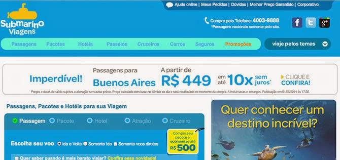 www.submarinoviagens.com.br