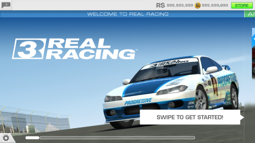 Hack Real Racing 3 Android V2 1 0 Cash Gold Levels