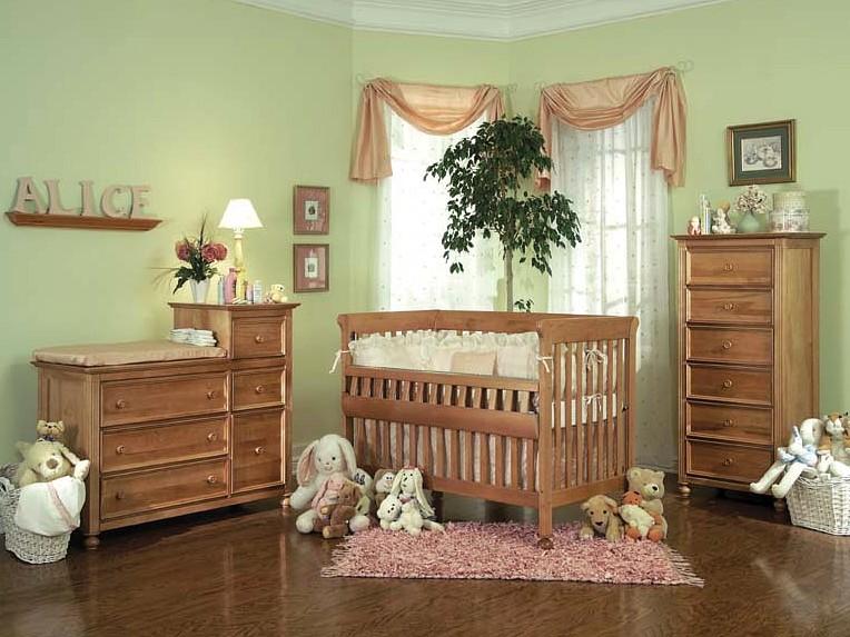 Imagenes fantasia y color como decorar el cuarto del bebe for Muebles para cuarto de bebe