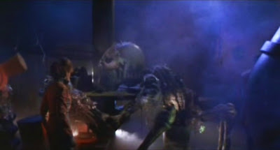 Alien corpse Similar to space jockey planet of the vampires