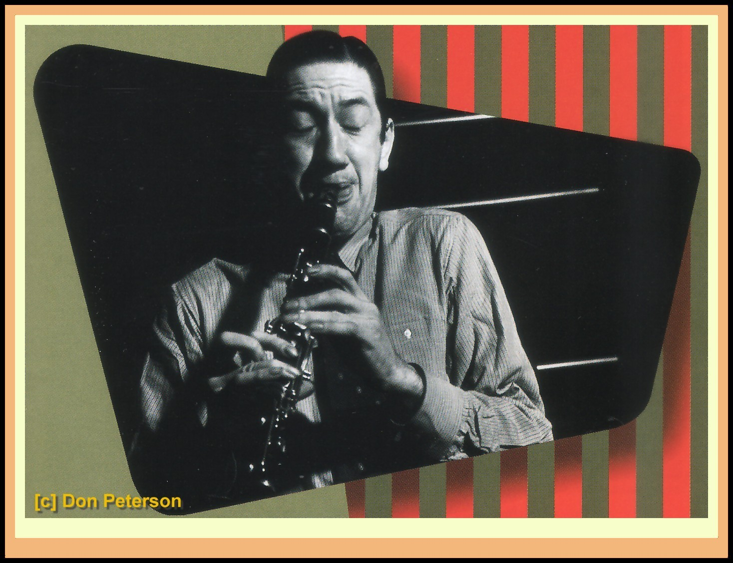 Jazz profiles pee wee russell a singular scintillating he screwed his rubbery face into woeful expressions as he simultaneously fought the clarinet the chord changes and his imagination hexwebz Choice Image