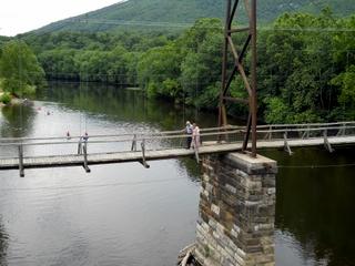 swinging Bridge reservoir