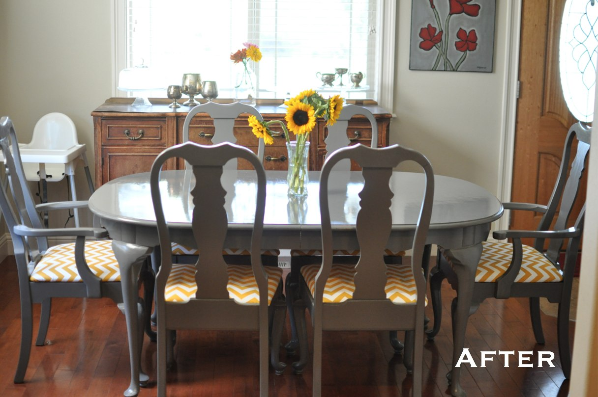 Anne with an 39 e 39 modern queen anne table for Modern queen anne furniture