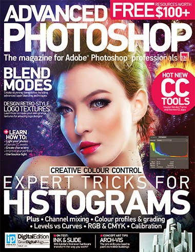 Advanced Photoshop Magazine Issue 134 2015