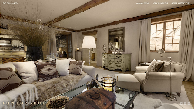 Ralph Lauren Living Room Ideas