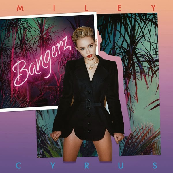 Miley Cyrus - Bangerz (Deluxe Version)  Cover