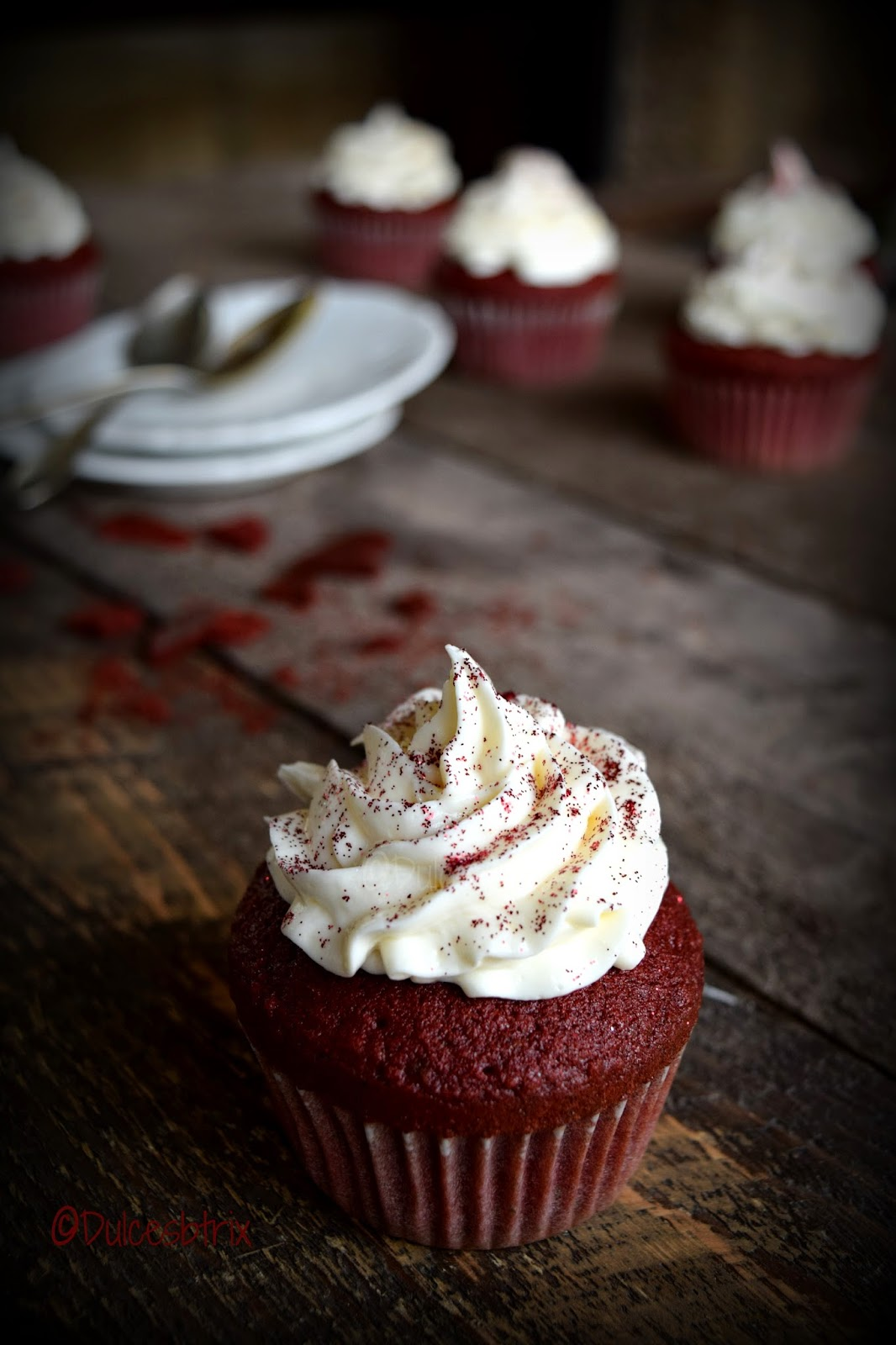 Red Velvet-Terciopelo rojo-Dulcesbtrix