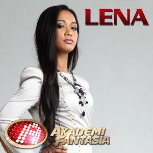 Lena+AF9 Hazama AF juara AF9