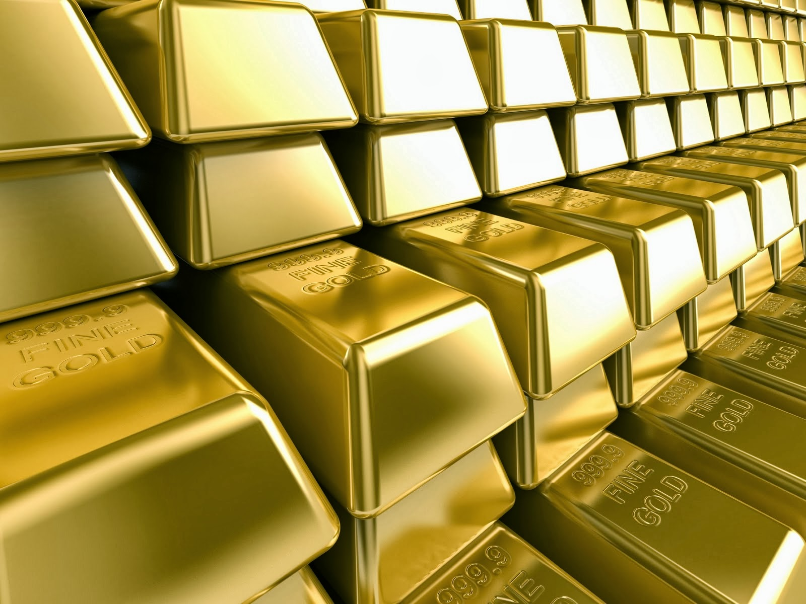 gallery for gold bars wallpaper background