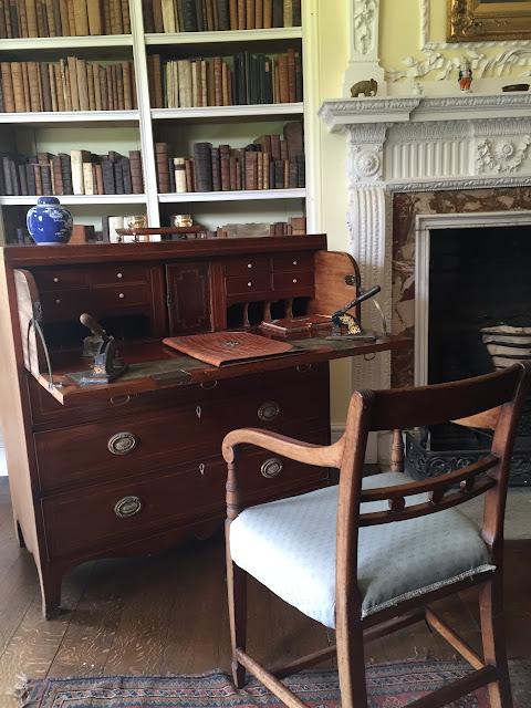 Shipton Hall, Historic Houses Association