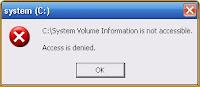 Cara Membuka File / Folder  yang Access Denied