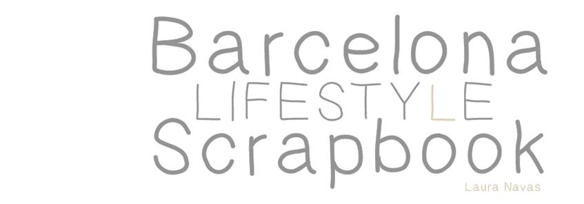 Barcelona Lifestyle Scrapbook
