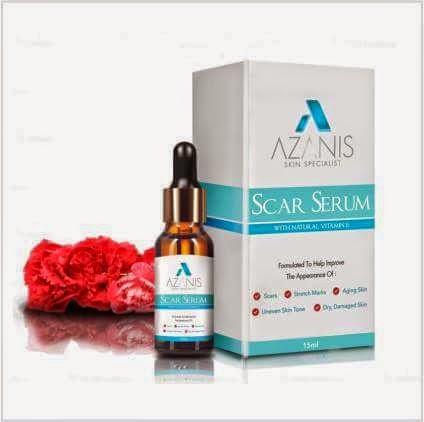AZANIS SCAR SERUM Serum Parut