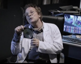 Профессор - 5 дисков через два дня