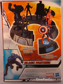 One Per Case: Marvel Universe Avengers Light-Up Base Wave 2 - Black Panther