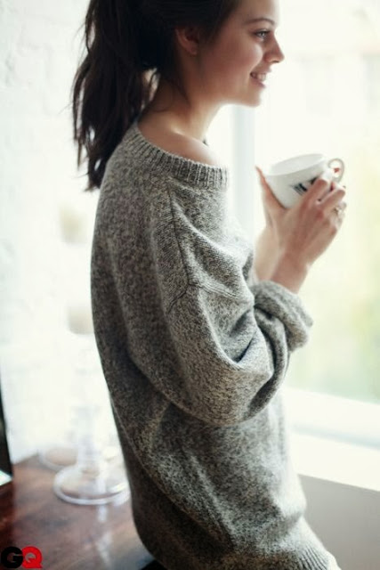 Sweater Tips for Petites