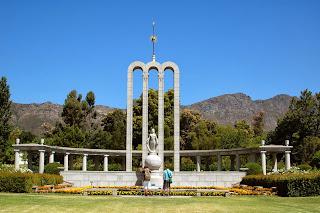 Hugeunot Monument