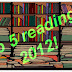 Top 5 readings 2012 by Amarilly73