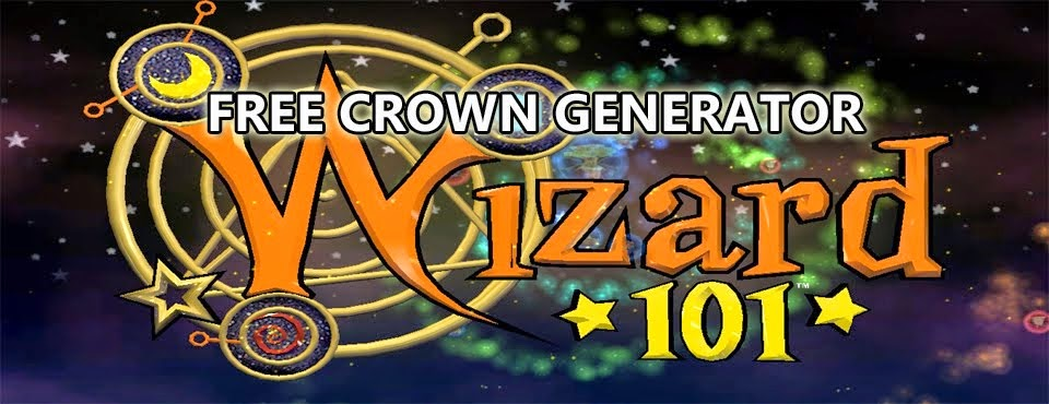 Wizard101 Crown Generator 2014