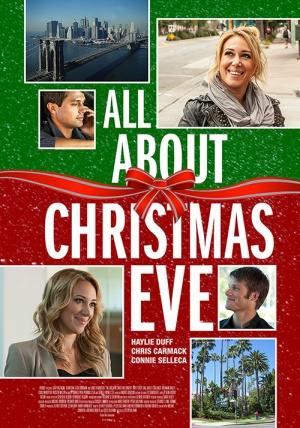 all about christmas eve lifetime christmas movie - All About Christmas Eve Cast