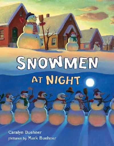 http://www.amazon.com/Snowmen-Night-Storytown-Library-Grade/dp/0153524855