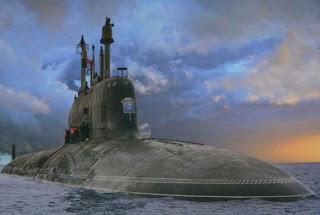 Kapal selam Severodvinsk