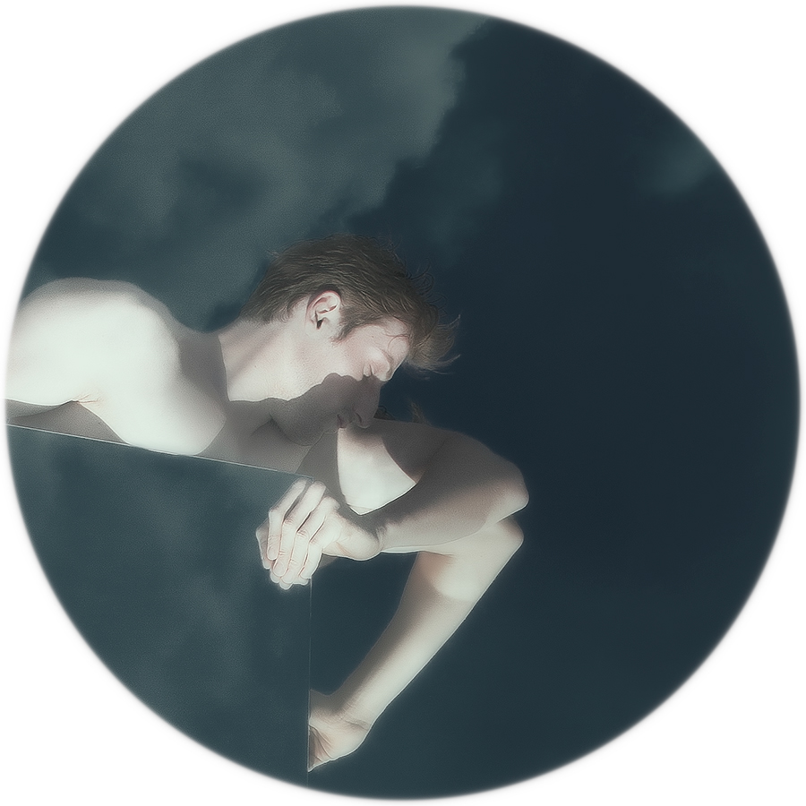 nuncalosabre. God´s Mirror - ©Mária Švarbová (aka Aria Baró)