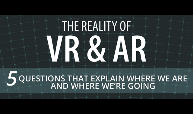 The Reality of VR and AR