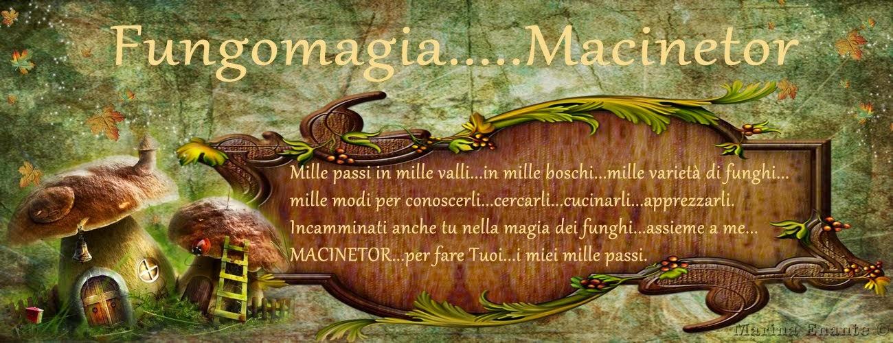 Fungomagia.....Macinetor