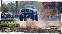 buy mud truck