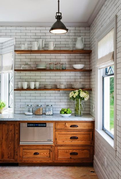 Marten Design Trend Debate Open Kitchen Shelving - Kitchen with shelves instead of cabinets