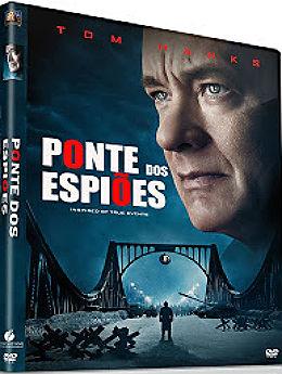 Filme Poster Ponte dos Espiões DVDRip XviD Dual Audio & RMVB Dublado