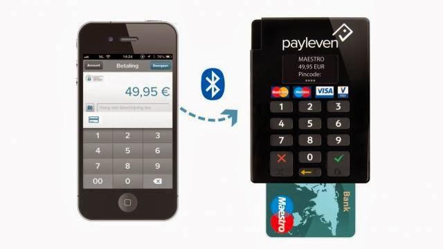 Betalen met Payleven