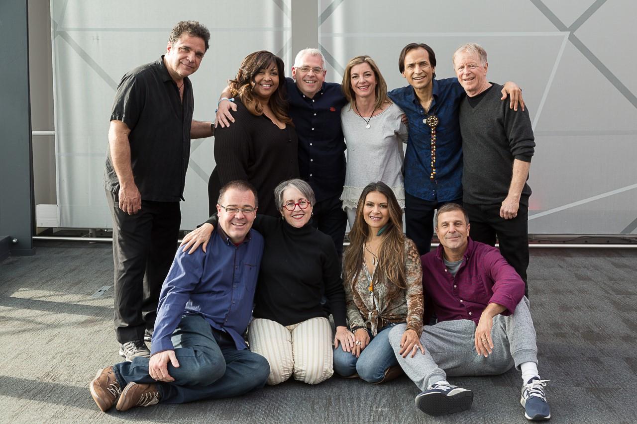 Fame U.K. Reunion Cast